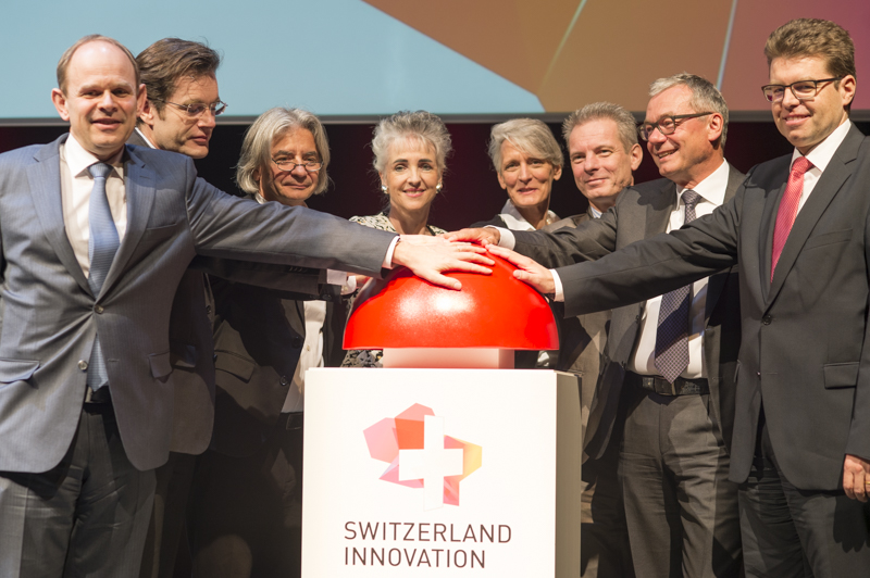 Inauguration Switzerland Innovation