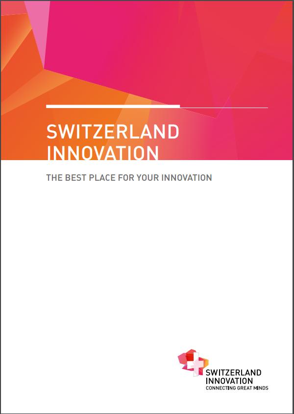 Brochure on Switzerland Innovation