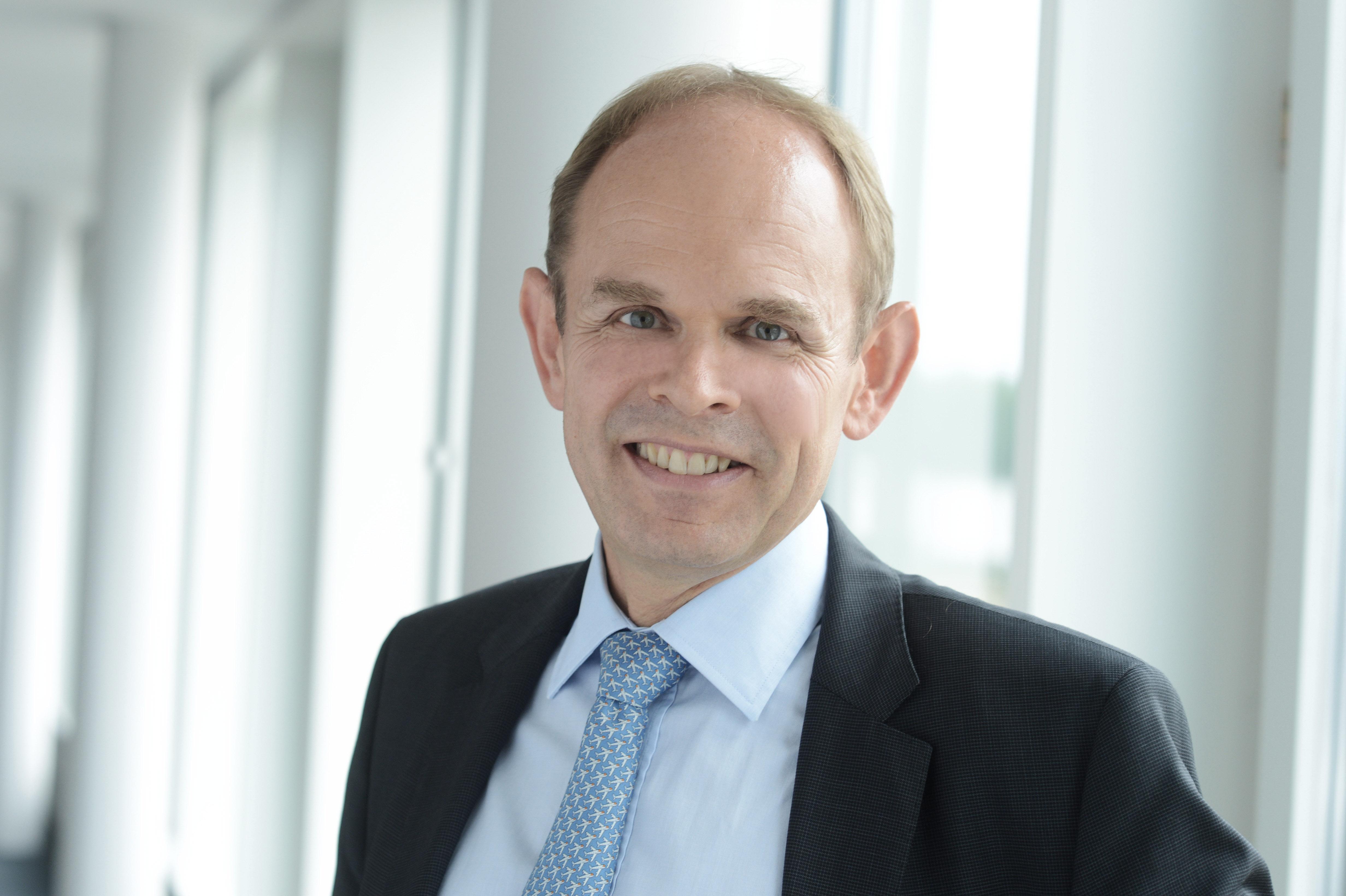 Raymond Cron, CEO of Switzerland Innovation