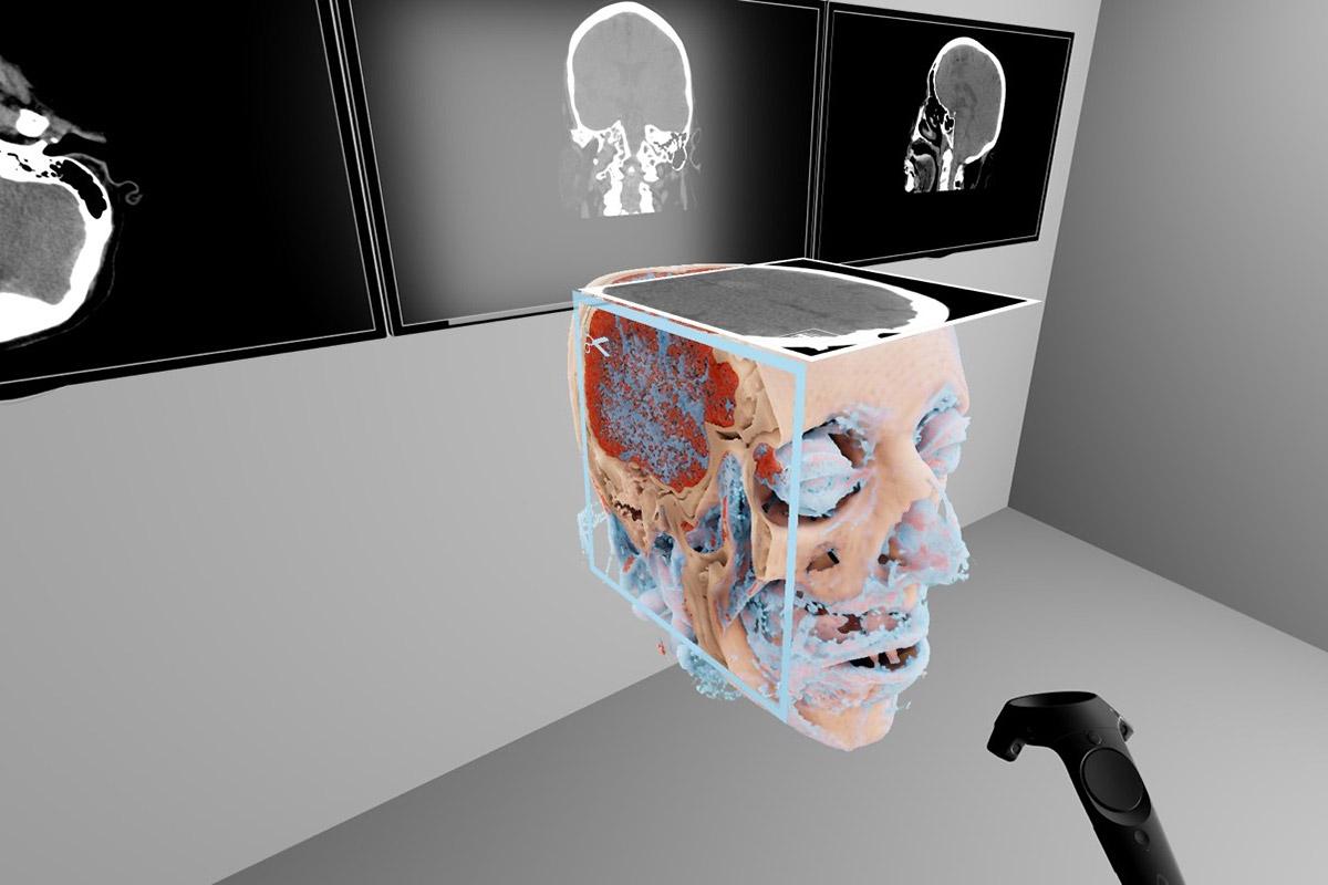 Virtual Reality SpectoVR
