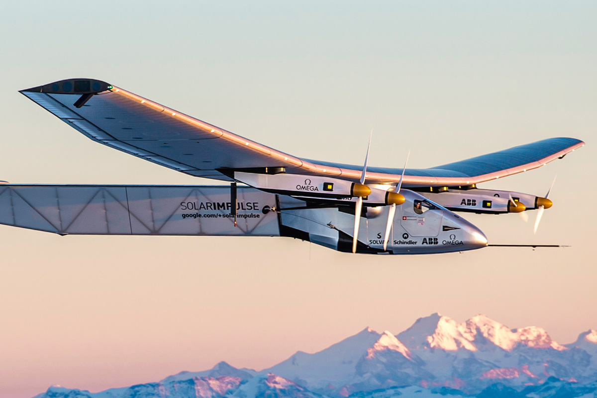 SOLAR IMPULSE AND ATLANTIKSOLAR