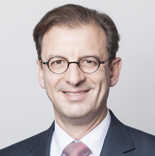 Dr. Matthias Leuenberger, Delegate Novartis Switzerland, Basel