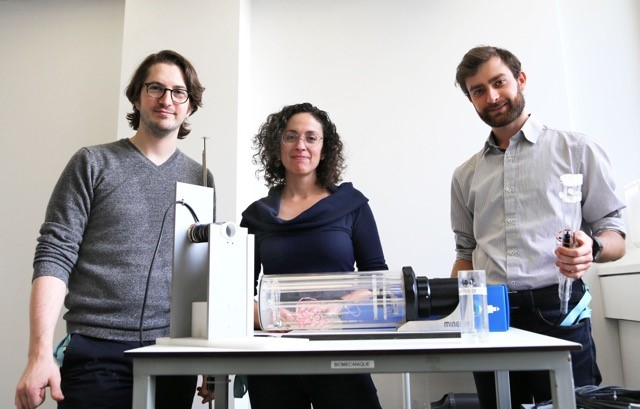 Team Lab for Adaptable MRI Technology
