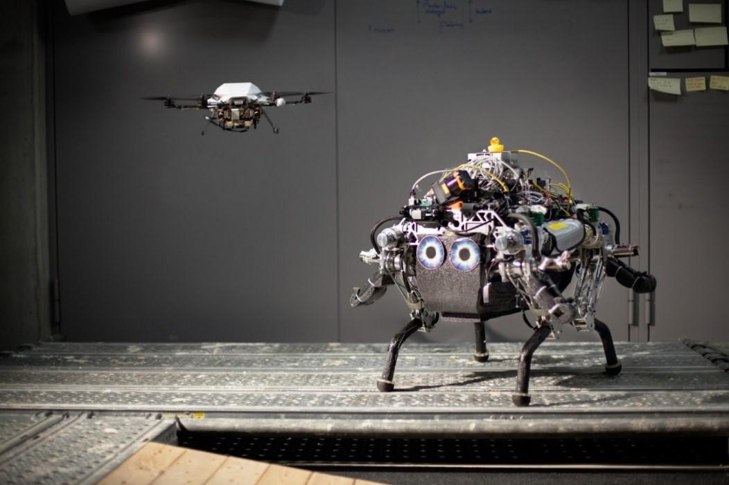 ETH Zurich - Robot