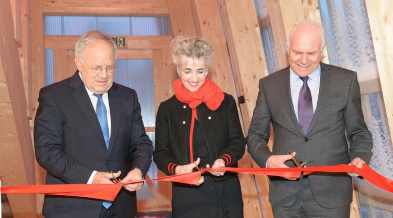 Inauguration Switzerland Innovation Park Zurich