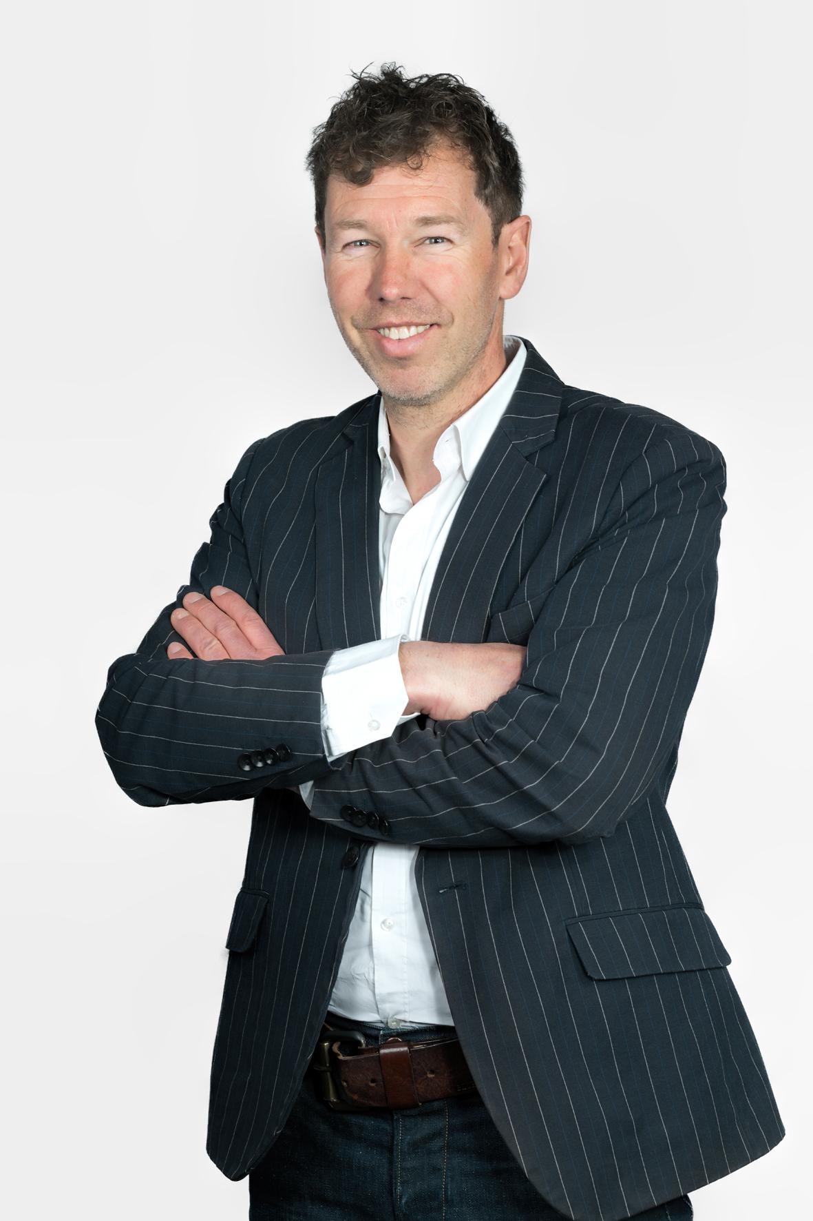 Matthias Hell, CEO of Bozzio Ltd