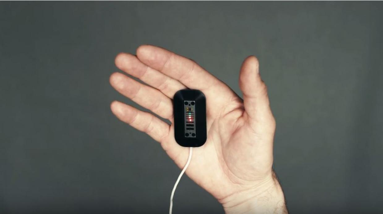 cuffless optical Blood Pressure Monitoring technology (oBPM™)