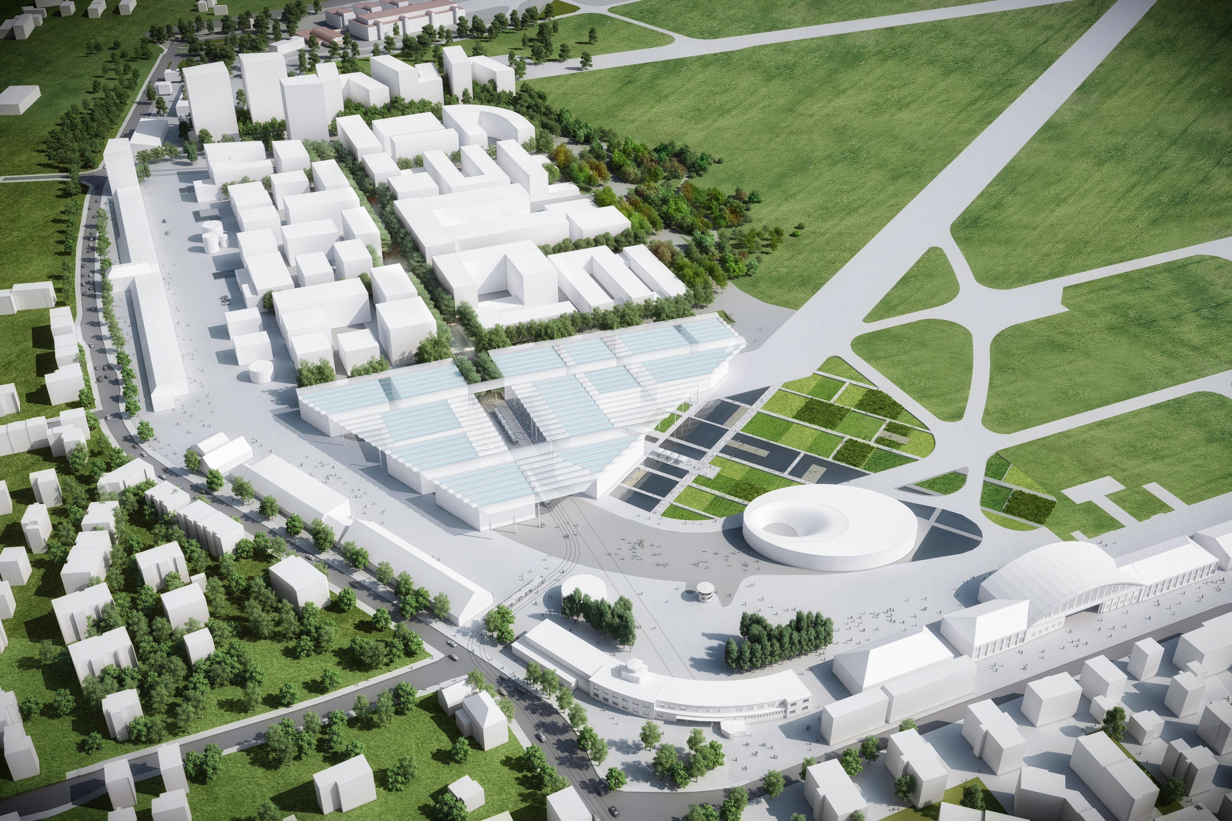 Switzerland Innovation Park Zurich