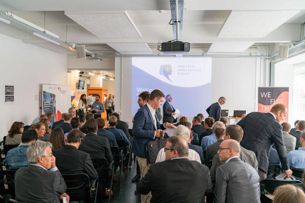 Medtech Innovation Event 2018