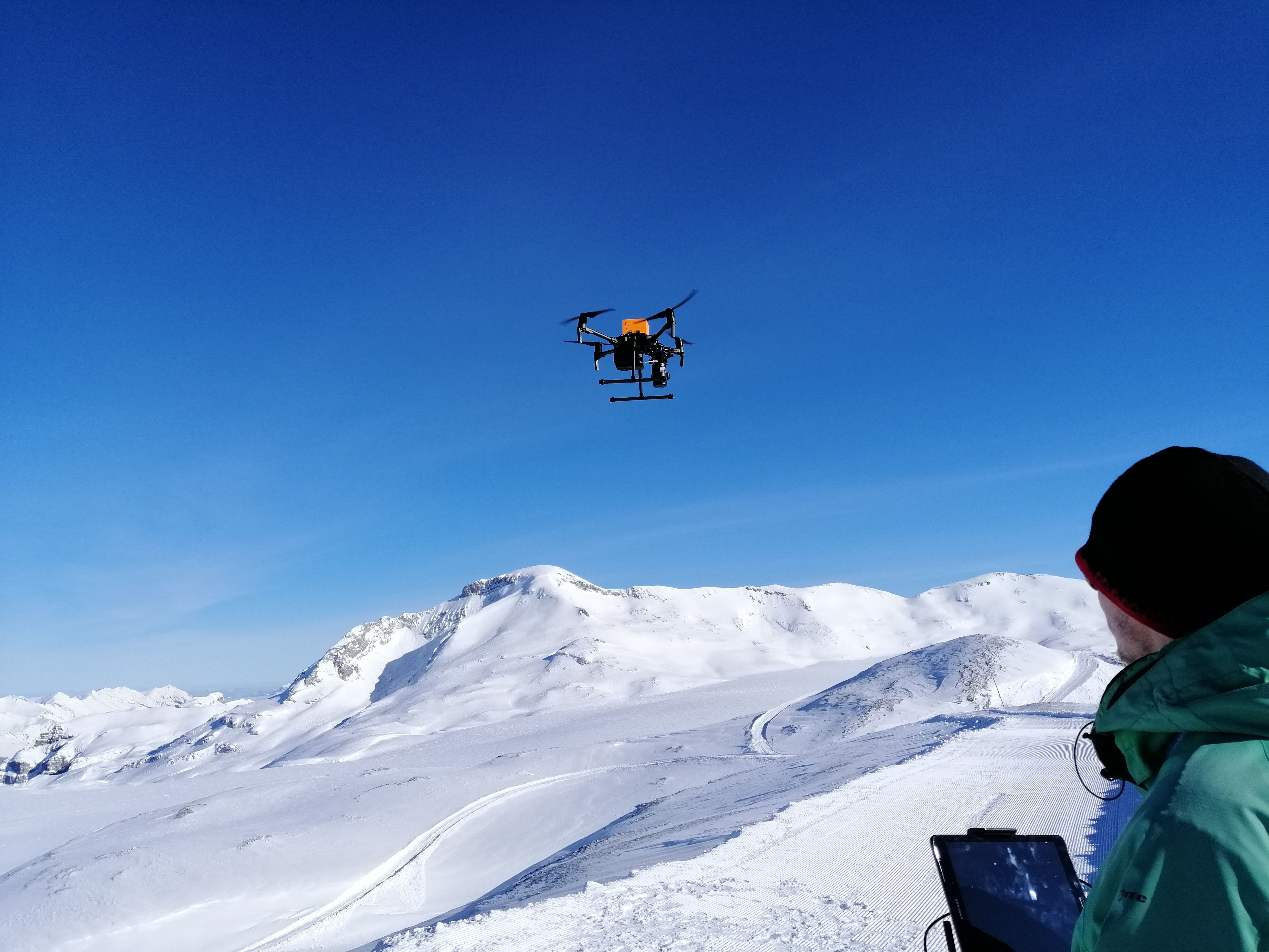 Nivitec's autonomous drone