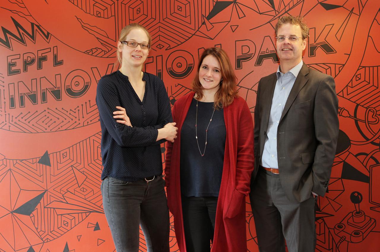 Nathalie Brandenberg, Sylke Hoehnel, Jeroen von den Oever