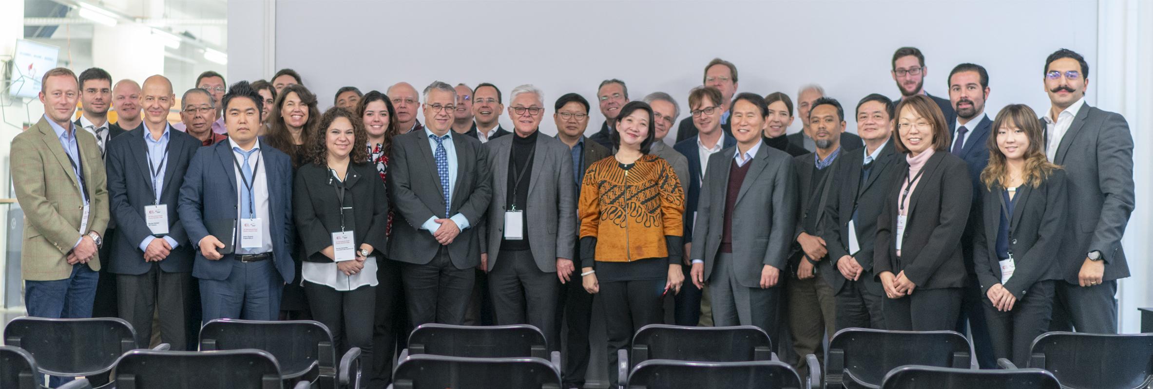 1st International Smart Factory Summit