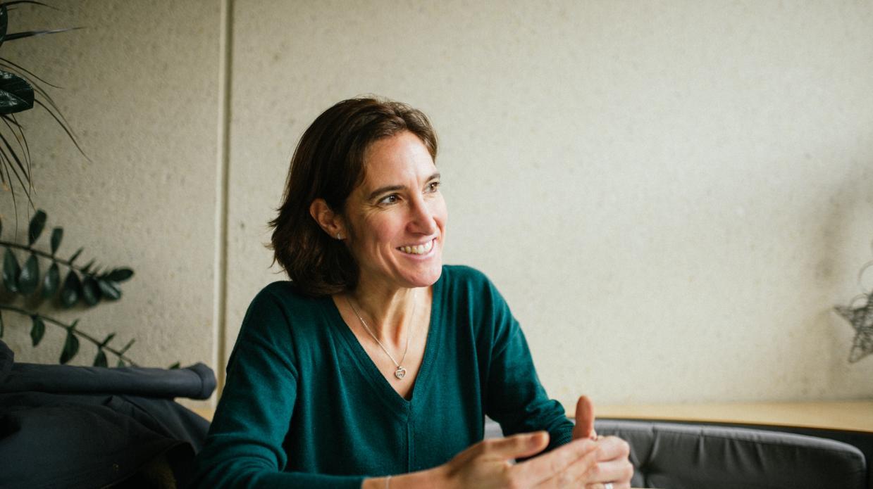 Stéphanie Boder-Pasche - R&D Expert Nanoscale Technologies