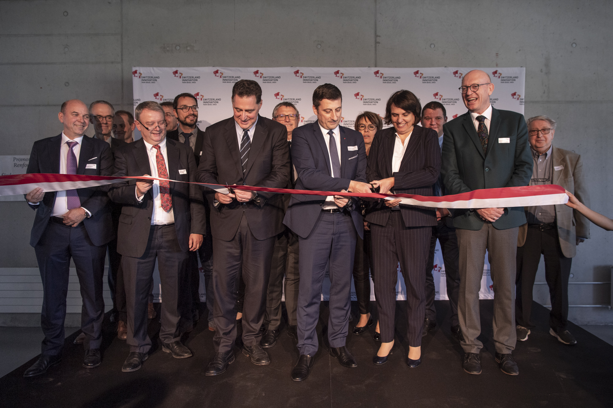 Opening of the Jura site of the Switzerland Innovation Park Basel Area