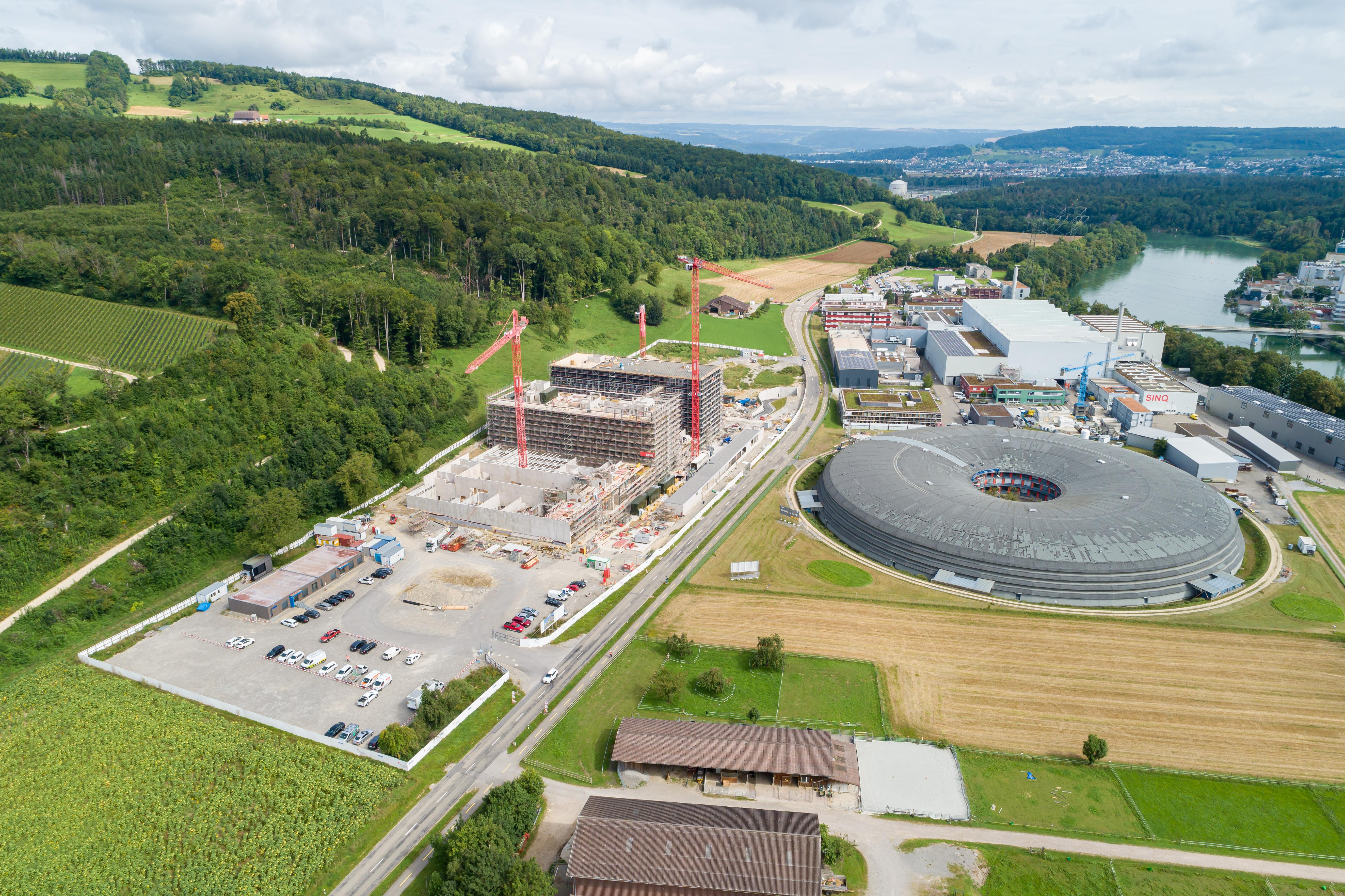Switzerland Innovation Park Innovaare