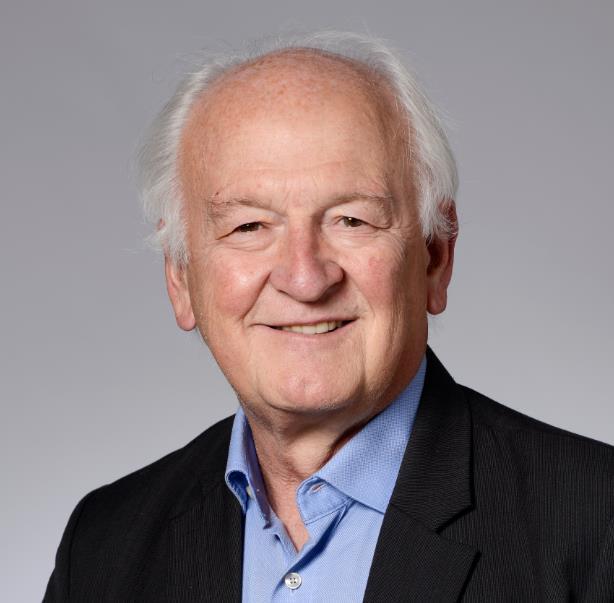 Rainer Henning heads up Worg's European headquarters in Allschwil (Worg Pharmaceuticals)