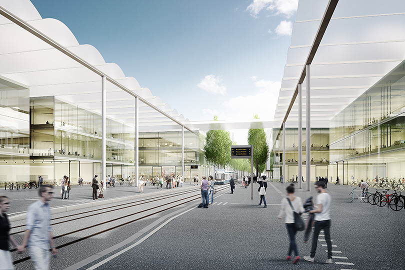 Switzerland Innovation Park Zurich