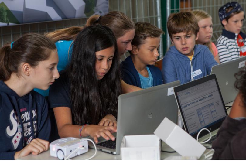 Kids Camps im Innovationspark Zürich