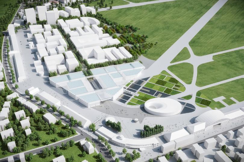 Vision des Innovationsparks Zürich