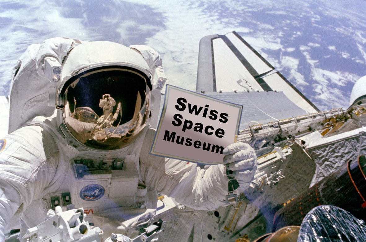 Liftoff to Space – Roadshow des Swiss Space Museums