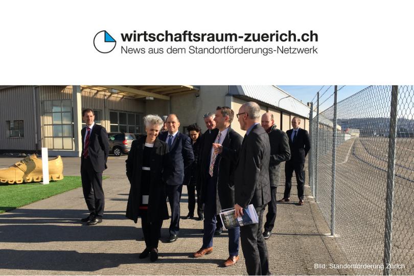 Newsplattform Wirtschaftsraum Zürich